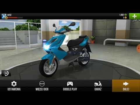 Taffic Rider #1 pocztek motocyklowej przygody