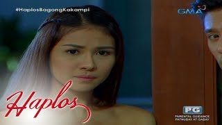 Aired (July 25, 2017): Magtataka si Angela kung bakit sa isang iglap ay biglang mag-iiba ang pakikitungo ng kanyang ina kay Lucille.Watch 'Haplos' weekdays on GMA Afternoon Prime, starring Sanya Lopez as Angela Alonzo, Rocco Nacino as Gerald Cortez, Thea Tolentino as Lucille Bermudez, and Pancho Magno as Benedict Dizon. Also in the cast are Ms. Celia Rodriguez, Patricia Javier, Emilio Garcia, Francine Prieto, Diva Montelaba, Maria Isabel Lopez, and Lotlot de Leon.--------------Subscribe to the GMA Network channel! - http://goo.gl/oYE4DnVisit the GMA Network Portal! http://www.gmanetwork.comConnect with us on:Facebook: http://www.facebook.com/GMANetworkTwitter: https://twitter.com/GMANetworkInstagram: http://instagram.com/GMANetwork