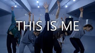 Video Keala Settle - This Is Me | MADAME BIG choreography | Prepix Dance Studio MP3, 3GP, MP4, WEBM, AVI, FLV April 2018