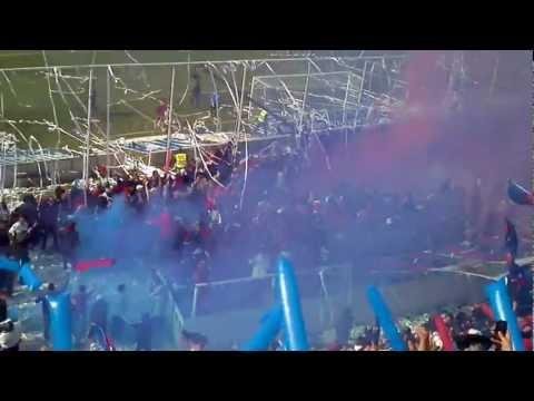 Video - TIGRE 3 san lorenzo 1 10/06/2012 - La Barra Del Matador - Tigre - Argentina