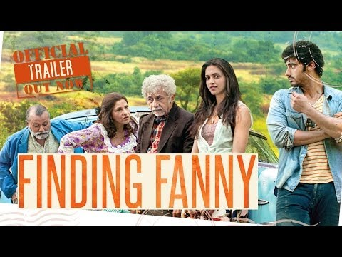 Fanny - Presenting the official Theatrical Trailer of Finding Fanny. Starring: Deepika Padukone, Arjun Kapoor, Dimple Kapadia, Pankaj Kapur, Naseeruddin Shah. The fi...