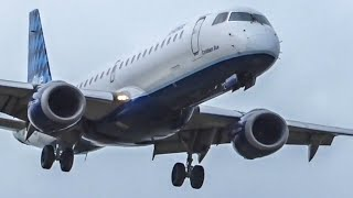 Jetblue | Emergency Landing | Nose Gear Failure | Nassau,Bahamas