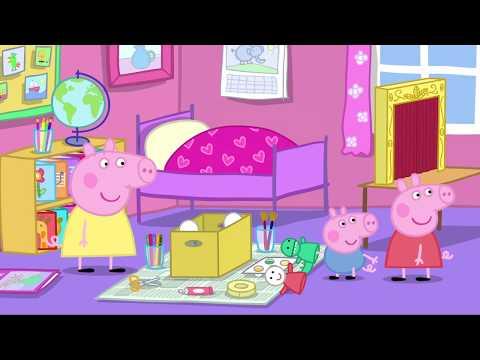 Свинка Пеппа - Cборник 7 (45 минут) (видео)