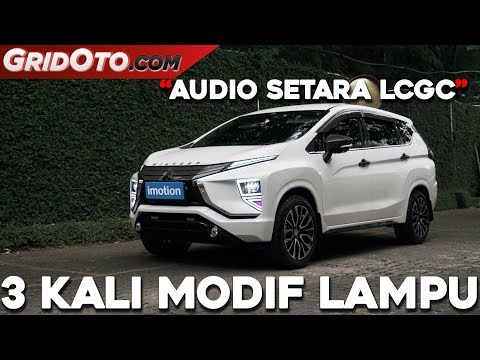 Xpander Ultimate Keren Gaya Daily Ride Modification | Modifikasi Mobil | GridOto