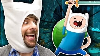 THE ADVENTURE TIME ADVENTURE