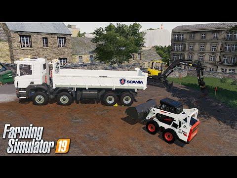Scania 8x4 Tipper v2.0.2.0