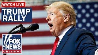 Trump holds 'MAGA' campaign rally in Greenville, North Carolina