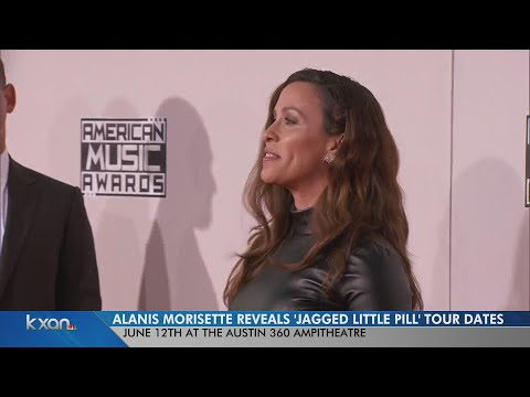 Alanis Morissette will stop in Austin for 'Jagged Little Pill' 25th anniversary tour