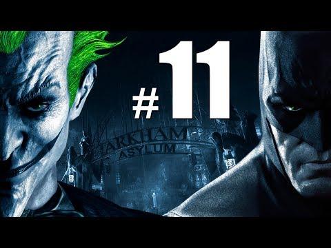 Batman Arkham Asylum #11 Близится финал