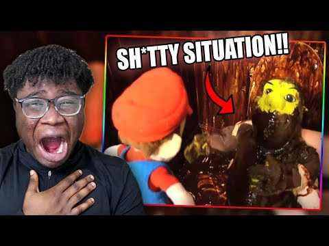 JEFFY GETS INTO A MESSY SITUATION!   SML Movie: The Ring Reaction!