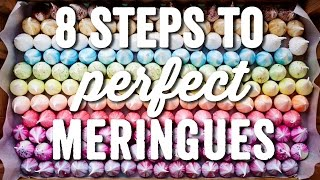 Video 8 Steps to Mastering Perfect Meringues MP3, 3GP, MP4, WEBM, AVI, FLV Desember 2018