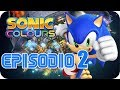 Sonic Colours Parte 2 El Primer Jefe En Espa ol Hd