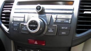 2009 Honda Accord Euro Interior Review