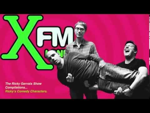 XFM The Ricky Gervais Show - Holy Fuk & Camp David Make Karl Uncomfortable
