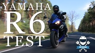 Yamaha R6 – Przełomowy Sport? Najmocniejszy, najszybszy i najładniejszy