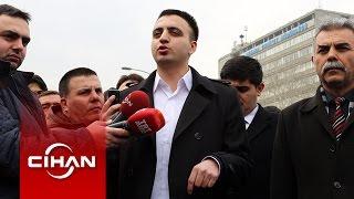 Polis avukatı Özgül: Emniyet'te bize fiziksel güç uygulandı, hakaret edildi