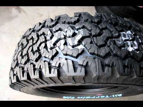 bf goodrich tyres | You Like Auto