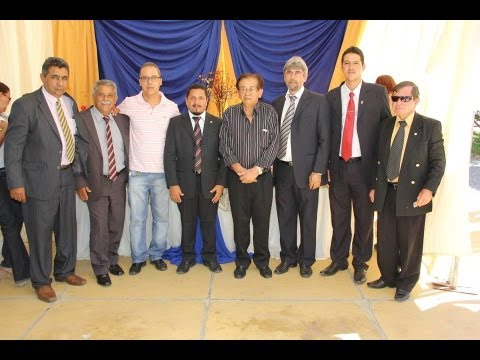 Sessão da Câmara de Vereadores de Santa Maria da Vitória (50 anos do SAAE), 21-05-13