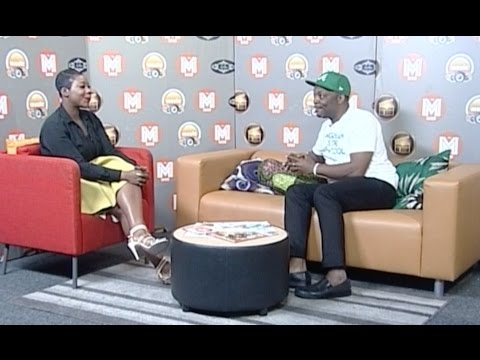 DJ ABASS On BenTv On Nigerian Independence Day 2016 Talking About #76TheMovie London Premiere