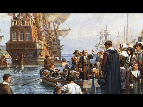 Who Sailed on the Mayflower?