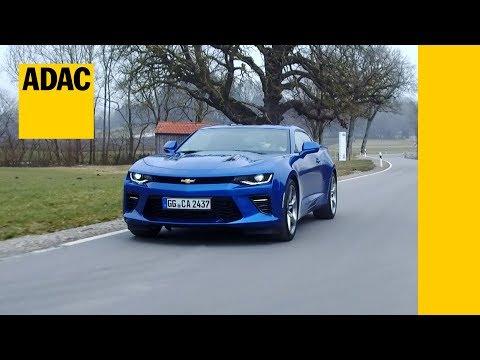 Chevrolet Camaro Coupé 6.2 V8 I / ADAC Autotest / ADAC  ...