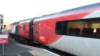 Inverkeithing United Kingdom  city photo : Virgin Trains East Coast HST Departing Inverkeithing