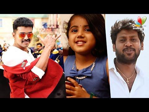 Exclusive--Theri-Song--A-Musical-Celebration-Vijay-Nainika-Atlee-GV-Prakash-VJ-Rio