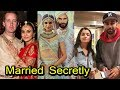 Bollywood Celebrities who Got Married Secretly | 2018
