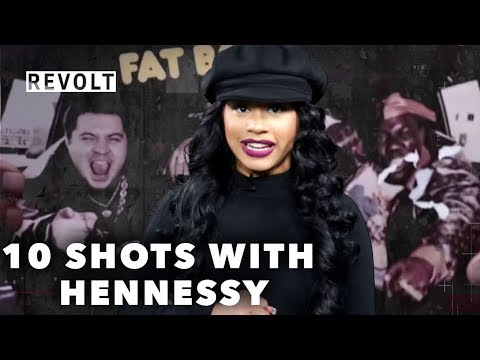 The Year of 2017 | 10 Shots with Hennessy (Full Episode)