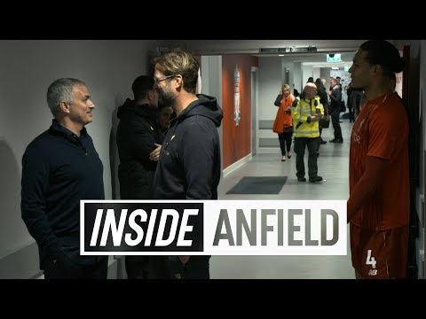 Download Inside Anfield: Liverpool 3-1 Manchester United | Shaqiri's double sends Reds top