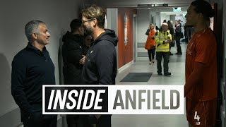 Video Inside Anfield: Liverpool 3-1 Manchester United | Shaqiri's double sends Reds top MP3, 3GP, MP4, WEBM, AVI, FLV Januari 2019