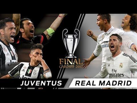 Juventus Vs Real Madrid ● Champions League Final ● 06-03-2017 ● 1- 4 ● All Goals & Highlights