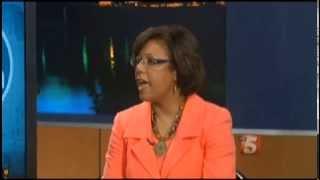 Dr. Gloria Richard Davis on Channel 5 Nashville