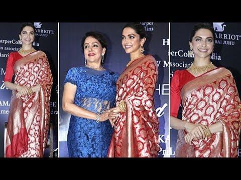 Deepika Padukone's RANI PADMAVATI Look, Wears A Sa