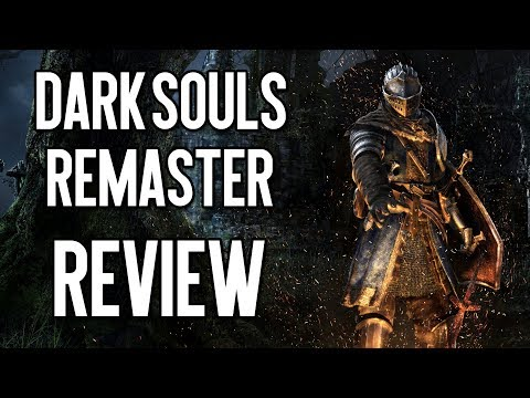 Dark Souls Remastered - Review