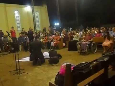 Teatro Cristão - A igreja Adormecida - Itaúna do Sul