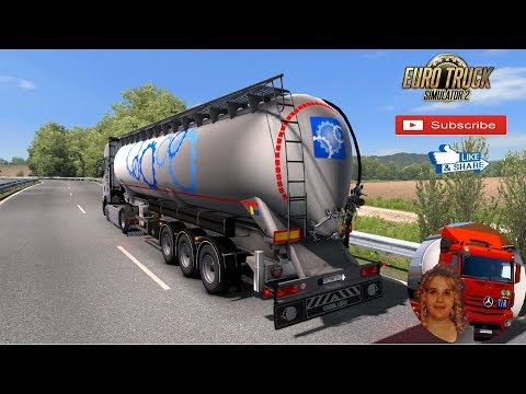Owned Feldbinder Silo Trailer v1.1