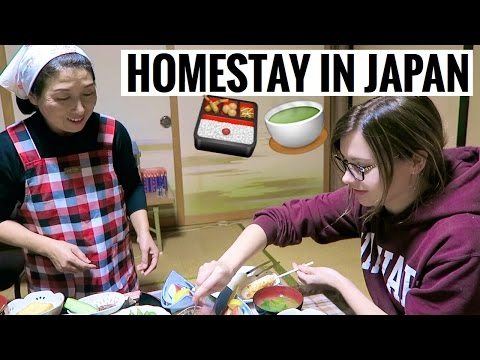 MY JAPANESE HOMESTAY EXPERIENCE [Pt. 1]