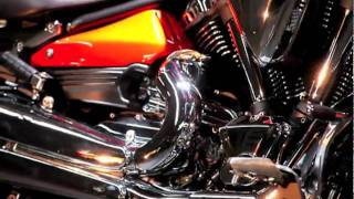 8. 2012 Star Motorcycles Raider SCL