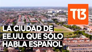 Video La ciudad de Estados Unidos que sólo habla español MP3, 3GP, MP4, WEBM, AVI, FLV Desember 2018