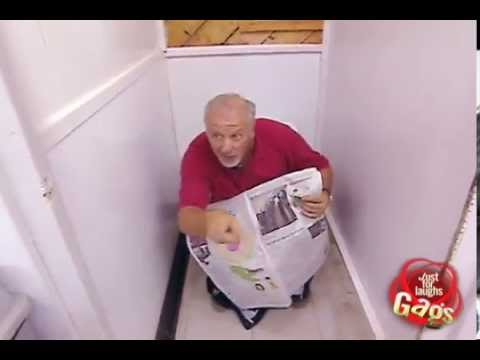 [Just4Laughs Gags Vol 1] Tập 26: Broken Toilet Stall