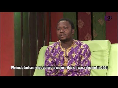 Olu Olowogemo Arijan a.k.a Mr portable on GbajumoTV