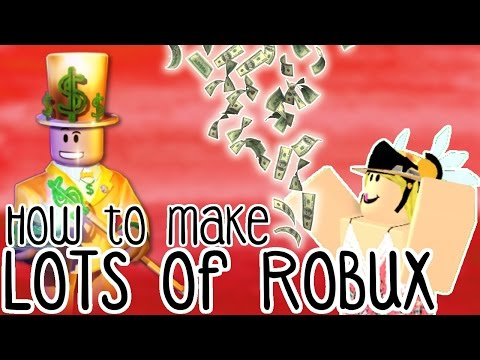 How to be a Successful Designer & Make Lots of Robux || ROBLOX