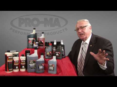 Why People Use Pro-Ma Performance Products