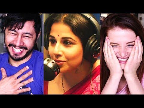 Download TUMHARI SULU   Vidya Balan   Trailer Reaction w/ Olena! HD Mp4 3GP Video and MP3