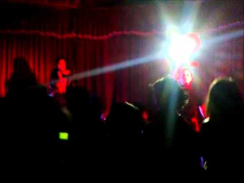Reaxion Guerrilla - Cyberkillers (Live Lima - Peru