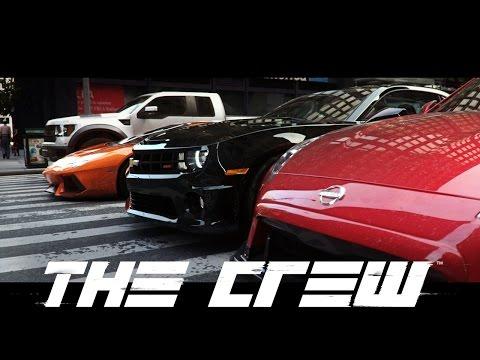 I dag lanseres bilspillet The Crew!