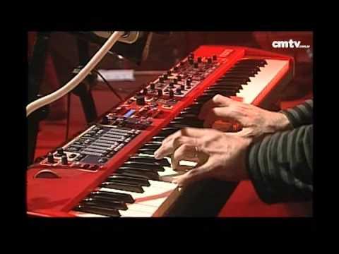 Bahiano video A los ojos - CM Vivo 3/9/2008