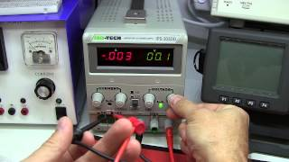 How to test / measure the value of a Zener / Avalanche Diode