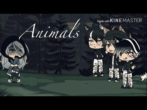 Animals~ l GLMV l Gacha Life Music Video